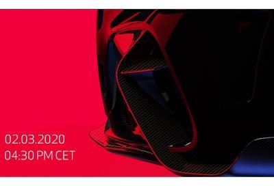 Alfa Romeo Giulia GTA: come seguire la presentazione online