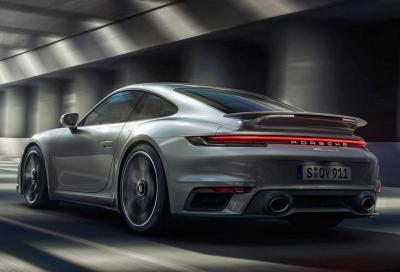 Porsche 911 Turbo S 2020: lo 0-100 lo brucia in 2,7 secondi