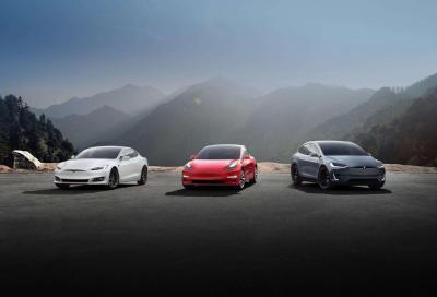 Tesla: l'upgrade hardware e software si paga