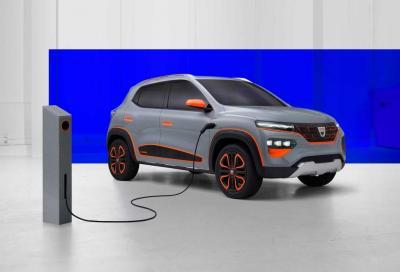Dacia Spring: la Casa rumena sposa l'elettrico