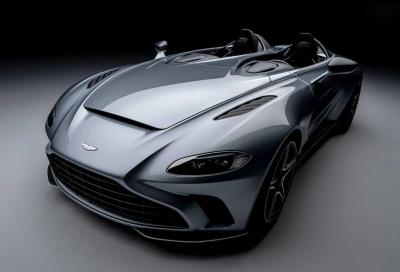 Aston Martin V12 Speedster: il ritorno di un mito