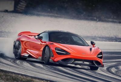 McLaren 765LT: Woking alza ulteriormente l'asticella delle prestazioni