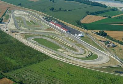 Circuito Tazio Nuvolari (Cervesina): al via i lavori di ampliamento
