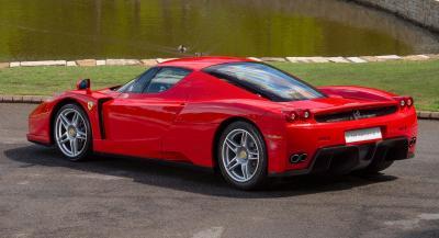 Una Ferrari Enzo in vendita, è quella di Michael Schumacher