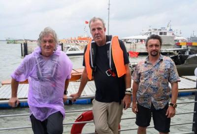 Jeremy Clarkson: il Coronavirus blocca The Grand Tour 4