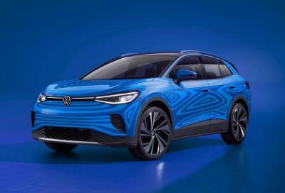 Volkswagen ID.4: dopo la berlina arriva il Suv compatto
