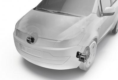 ZF EPB: il primo freno di stazionamento elettrico anteriore
