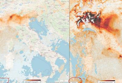 Coronavirus: migliora la qualità dell'aria in Italia, ma…