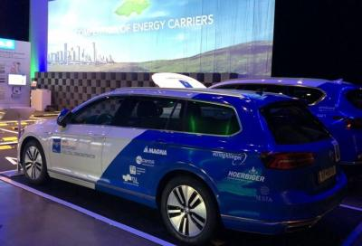 Ibrido elettrico-idrogeno: il primo progetto è austriaco