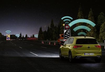"""Volkswagen V2X: per EuroNCAP è """"cosa buona"""""""