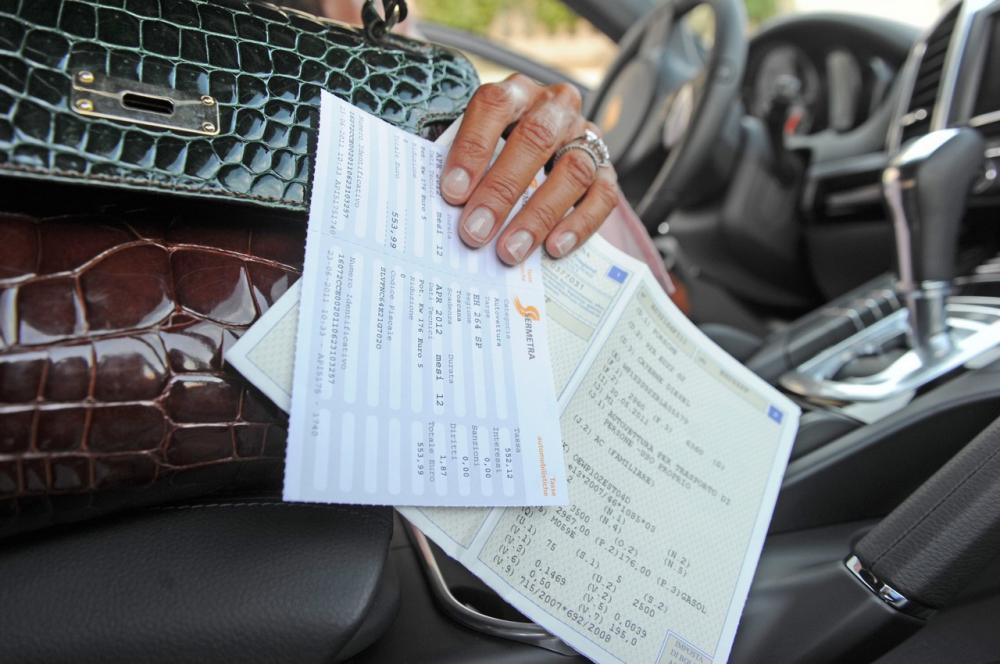 Emergenza coronavirus, bollo auto e Irap prorogati al 30 giugno
