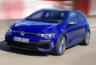 Audi: no al 5 cilindri per la nuova Volkswagen Golf R