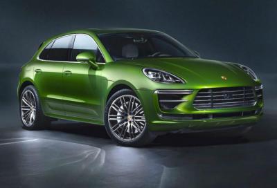 Porsche Macan: l'elettrica arriverà ma non prima del 2022