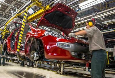 Coronavirus: il settore auto potrebbe perdere 14 milioni di posti di lavoro