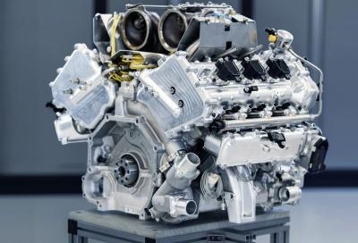 Aston Martin: come canta il nuovo 3.0 V6 ibrido conforme Euro 7?