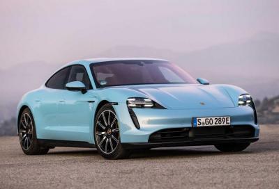 Porsche: elettrico? Meglio per berline e crossover