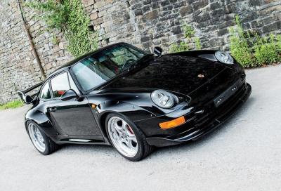 Porsche 911 (993) GT2 del 1996: pronti a rompere il salvadanaio?