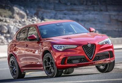 Alfa Romeo Stelvio: dopo la Quadrifoglio anche una versione GTA?