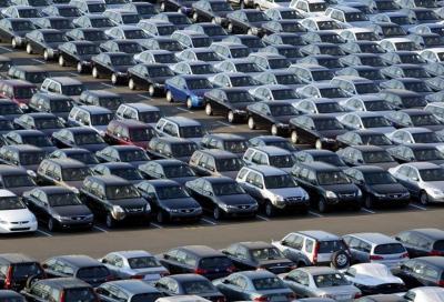 Coronavirus: mercato e settore auto in profondo rosso