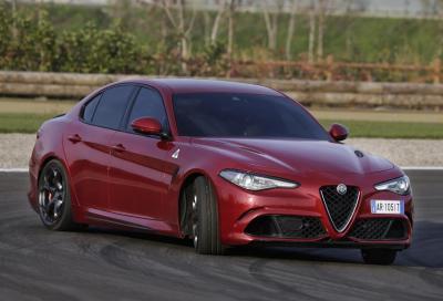 Alfa Romeo Giulia Quadrifoglio: qual è la sua velocità massima?