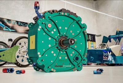 Quantum Force: il dragster elettrico da 5.360 CV