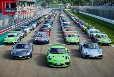 Coronavirus: il Porsche Festival 2020 viene anticipato