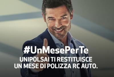 Assicurazione auto: UnipolSai ti regala un mese di RC Auto