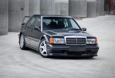 Mercedes 190 E 2.5-16 Evo II: 30 anni e non sentirli