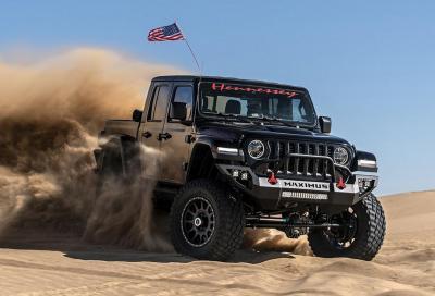 Jeep Gladiator: per lui 1.000 CV da Hennessey