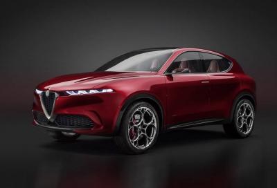 Alfa Romeo Tonale: quali motori al lancio?