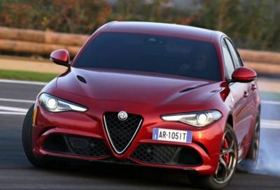 Giulia Quadrifoglio e velocità massima: la rivincita per l'italiana