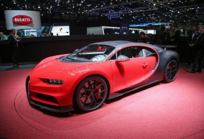 """Bugatti Chiron: lo sviluppo """"digital"""" prosegue da casa"""
