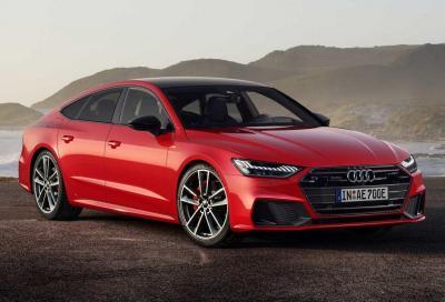 Audi A6, A7 e Q7 abbracciano la presa di ricarica