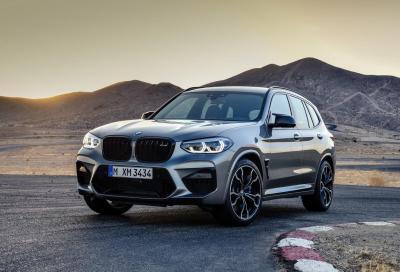BMW X3 M Competition: qual è la sua reale velocità massima?