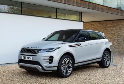 Land Rover: Evoque e Discovery Sport abbracciano la spina