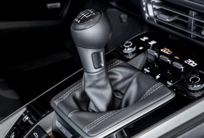 Porsche 911 e il ritorno al manuale