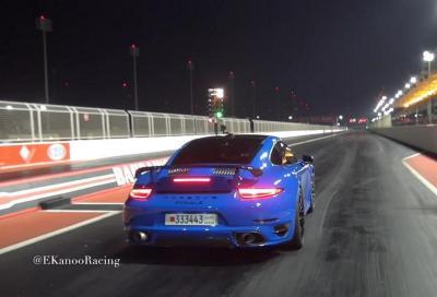 Porsche 911 Turbo S: se lo 0-100 km/h lo coprisse in 1,8 secondi?
