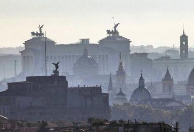 Emissioni, Roma: traffico azzerato ma polveri sottili alle stelle