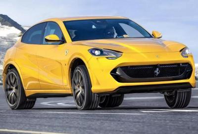 Ferrari Purosangue: arriverà ma a tempo debito