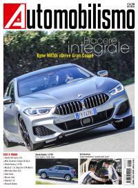 Automobilismo di Aprile-Maggio 2020 è in edicola ricco di interessanti novità
