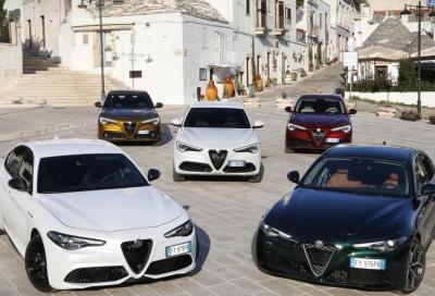 Alfa Romeo Giulia e Stelvio Quadrifoglio: in arrivo le nuove versioni