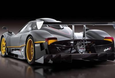 Pagani Zonda R e The Stig: binomio letale a Top Gear