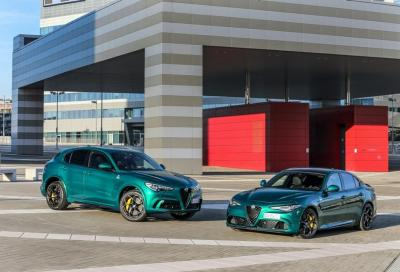 Alfa Romeo Giulia e Stelvio Quadrifoglio 2020: restyling tecnologico