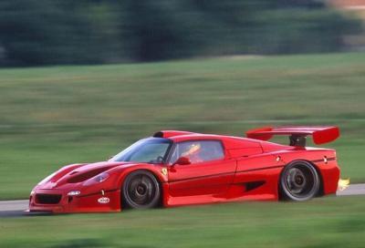 Ferrari F50 GT? Una F1 a ruote coperte da 750 CV