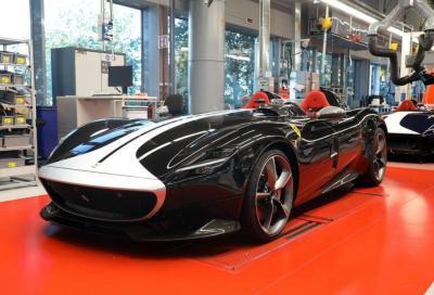 Ferrari riparte da una Ferrari F8 Tributo, una 812 GTS ed una SP2 Monza