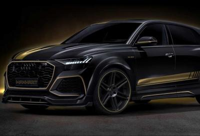 Audi RS Q8 Manhart RQ 900: l'asticella tocca quota 900 CV e 1.080 Nm