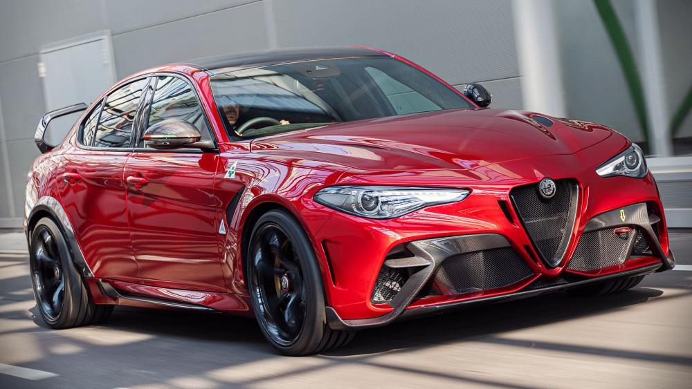 """Alfa Romeo Giulia GTA e GTAm: le Quadrifoglio """"dopate ..."""