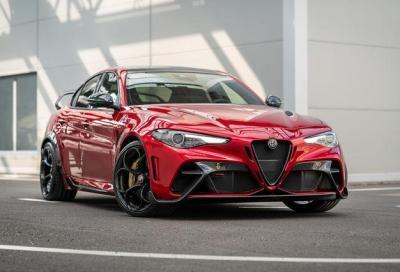 """Alfa Romeo Giulia GTA e GTAm: le Quadrifoglio """"dopate"""""""