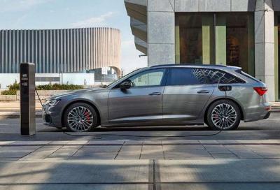 Audi A6 Avant: benvenuto ibrido plug-in
