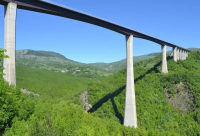 Autostrade: concluse le verifiche su ponti, viadotti e gallerie